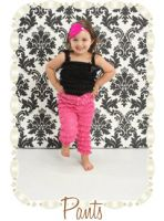 Girls Clothing Pants