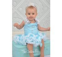 Cinderella Princess Crystal Birthday Pettiskirt Set