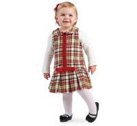 Tartan Plaid Holiday Dress