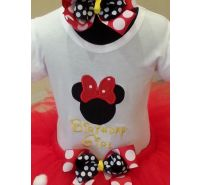Mouse Birthday Girl Shirt